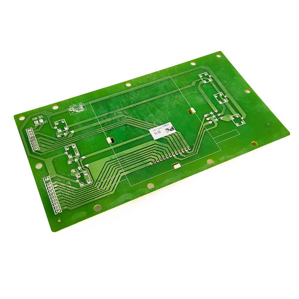 Placa Dispenser Completa Refrigerador Electrolux Sh70x Sh70b - 143hk170