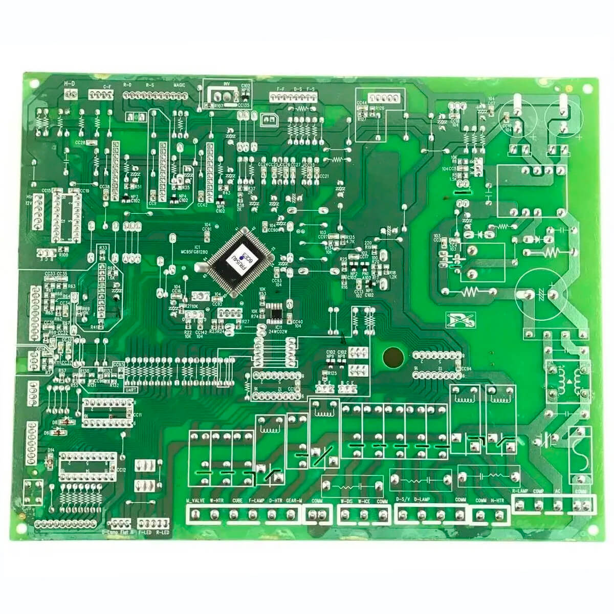 Placa Eletrônica De Potência Para Refrigerador Side By Side Electrolux - 30143KR060
