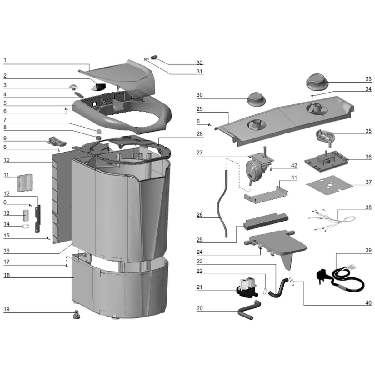 Placa Eletrônica Para Lavadora De Roupas Electrolux Ltc07 - 70200562 A99021902