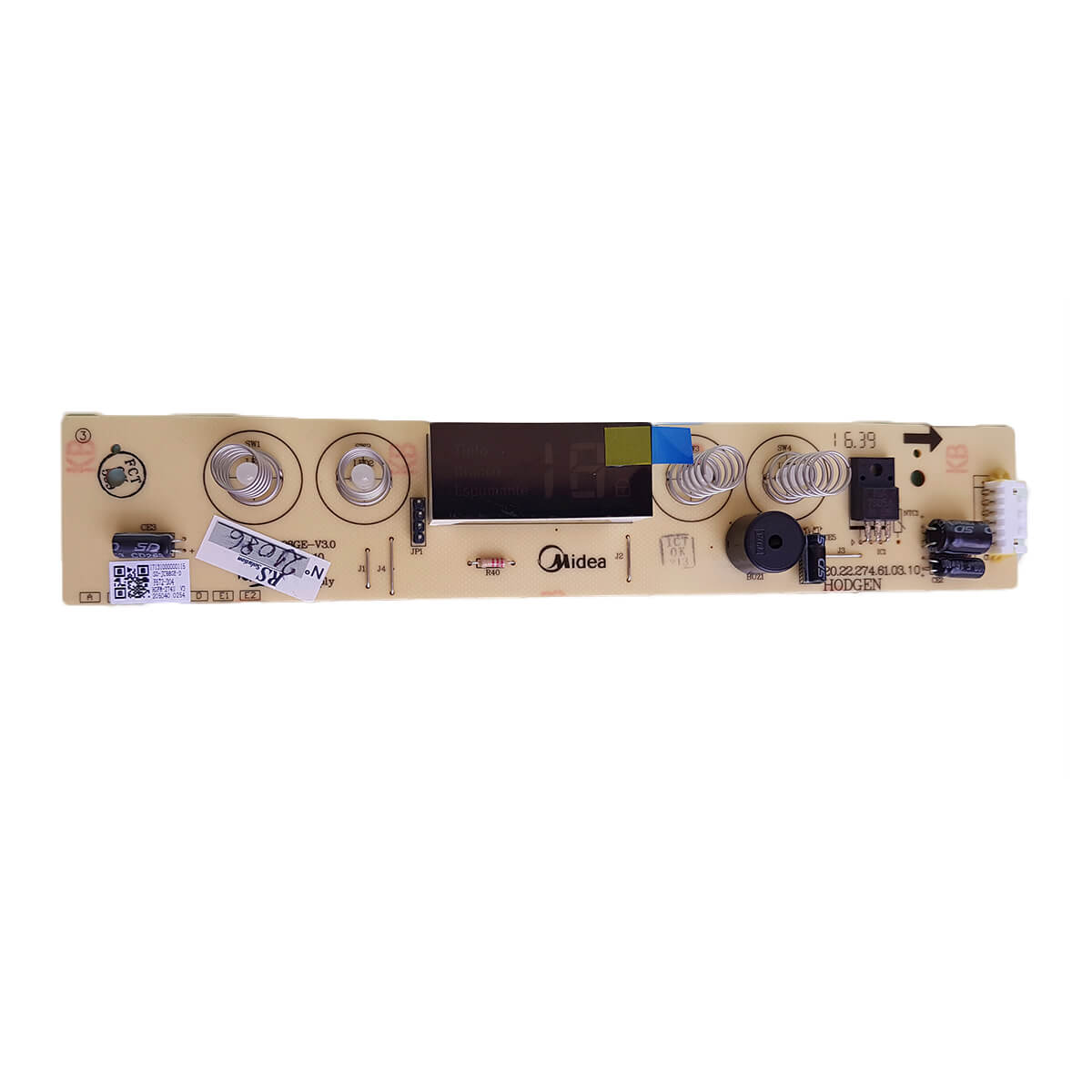 Placa Interface Adega Electrolux ACS34 ACS24 - 502301060111