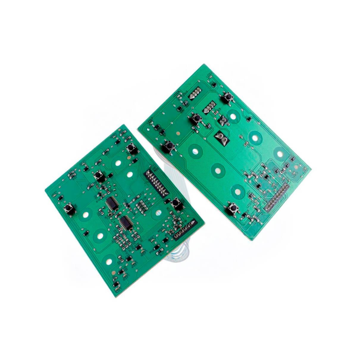 Placa Interface Bivolt Lavadora Electrolux LA15F LT12Q LUC10 - 64501512