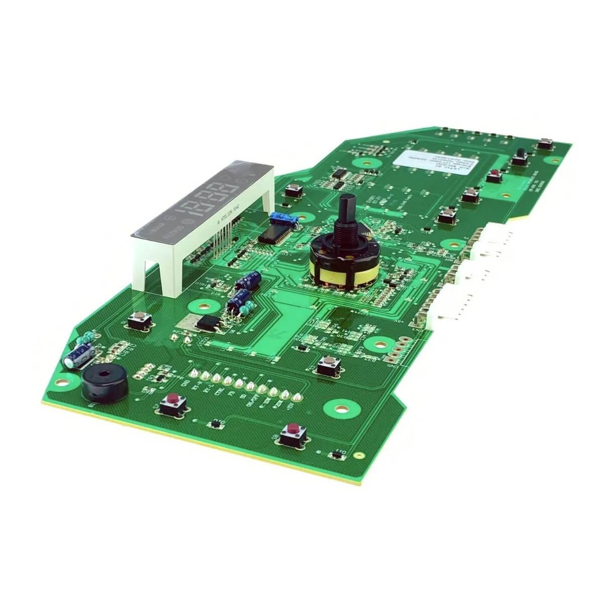 Placa Interface Eletrônica Para Lavadora De Roupas LST12 Electrolux - 70203339 A99408304