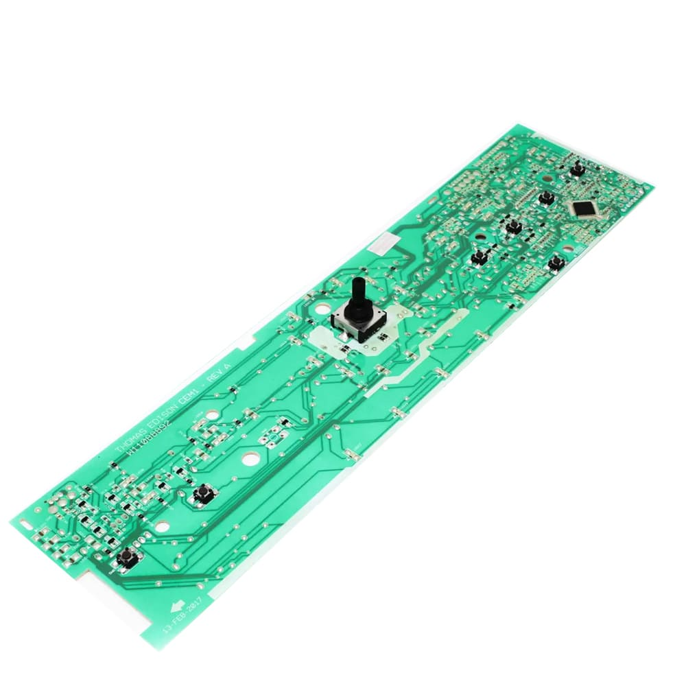 Placa Interface Eletrônica Para Máquina De Lavar Roupas Brastemp Bivolt BWH15A BWN15A - W10640425