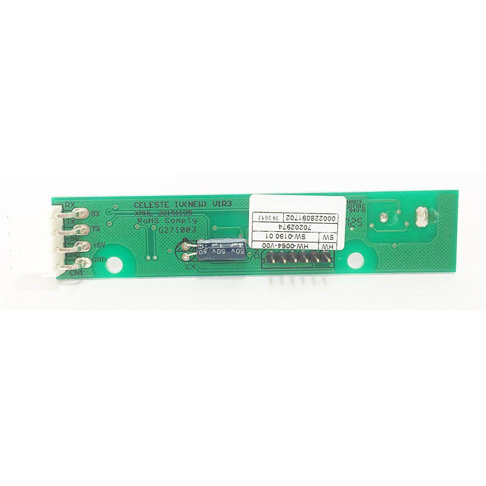 Placa Interface Geladeira Electrolux DFN39 DFX39 Bivolt - 70202974