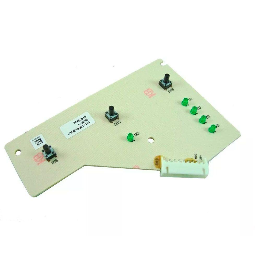 Placa Interface Lavadora De Roupas Electrolux Lte12 Bivolt - 64800634