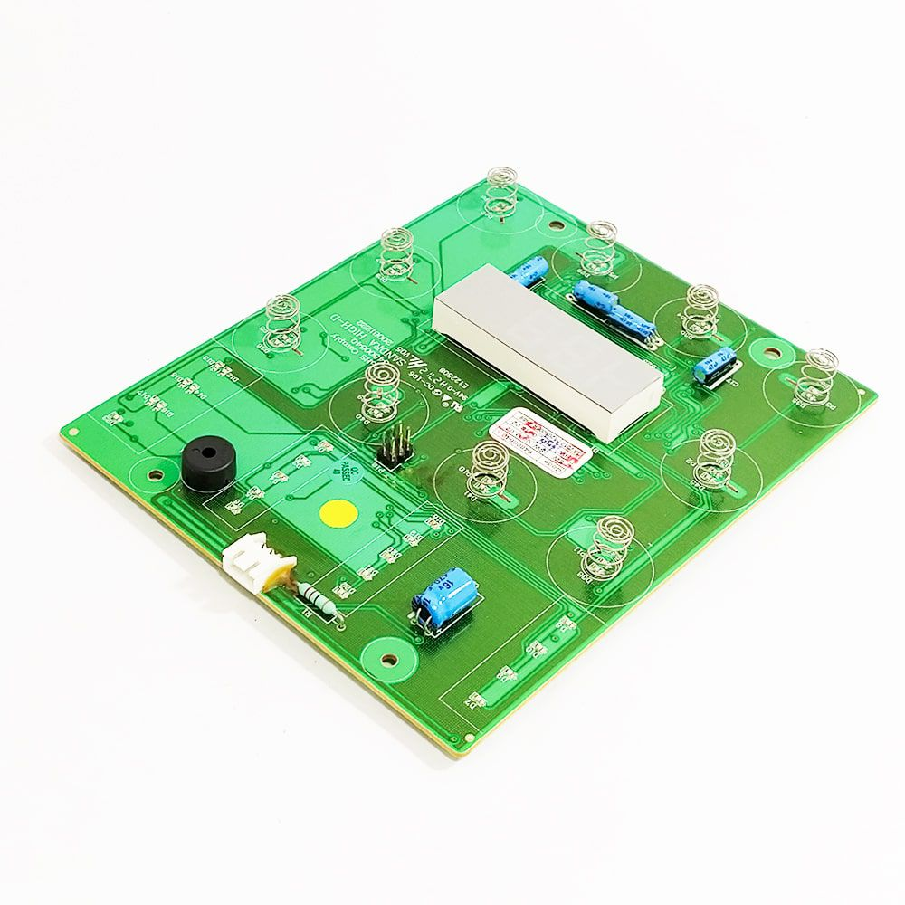 Placa Interface Para Geladeira DFI80 DI80X Electrolux - 64800640 Seminova