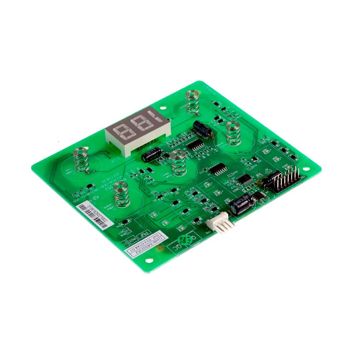 Placa Interface Refrigerador Electrolux DF80 DF80X DW51X DWX51 DWN51 DFW51 - 64502352