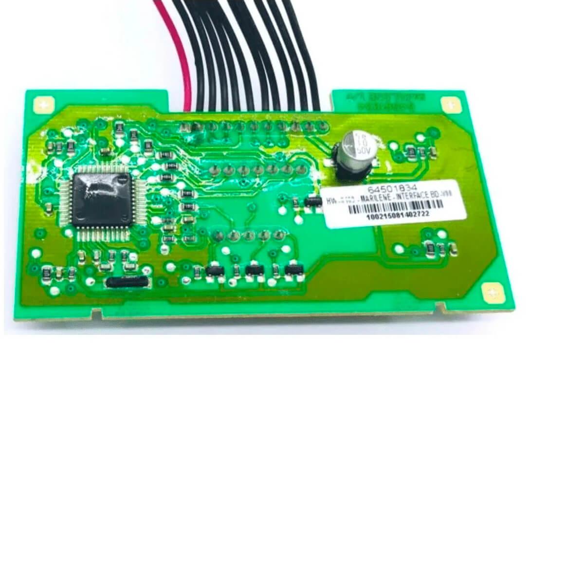 Placa Interface Timer Para Fogão Electrolux 76srb 76srx 52srb 52rbl - 70202102
