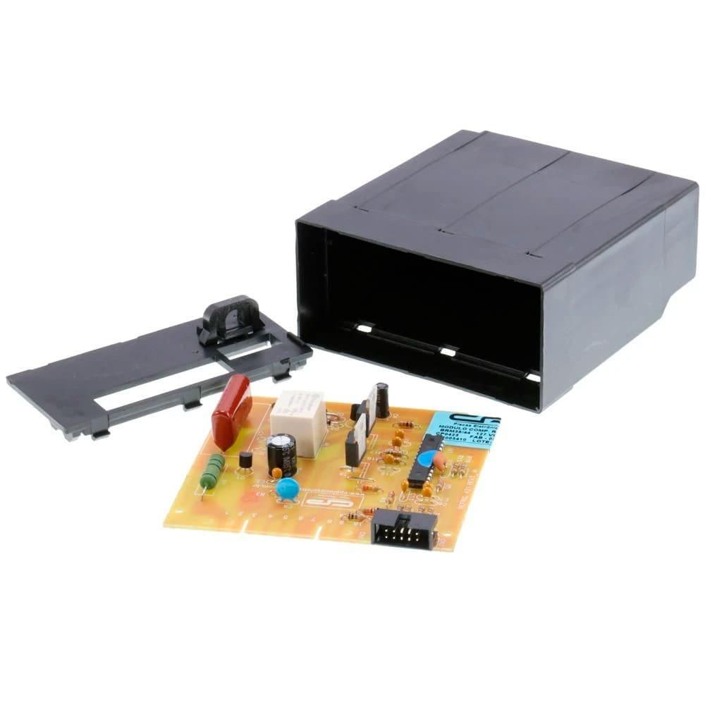 Placa Módulo de Potência CP Refrigerador Brastemp BRM44Y KRM44A BRM44P BRM38B BRM44Q BRN44X BRM44X BRM44L KRM44B BRM38A BRG44A BRM44Z BRM44A BRM44B BRG44B BRN44A BRN44B - 326005410