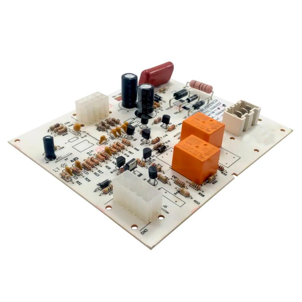 Placa Modulo Refrigerador Brastemp Brm40/44/47/48/49 Alado - W10314660 3260633223