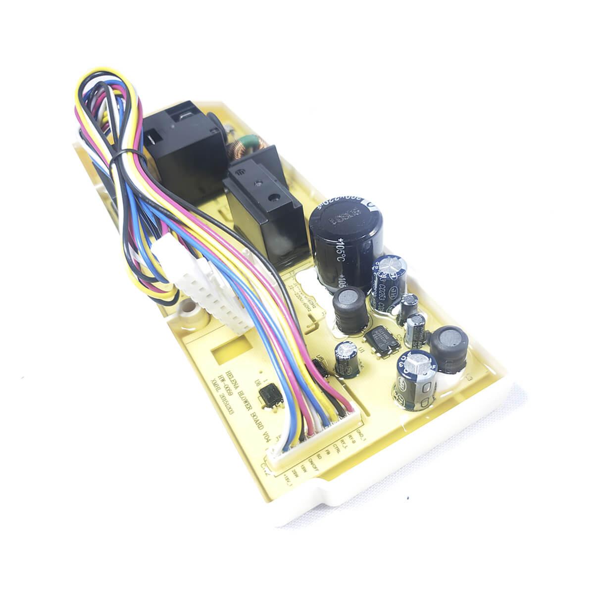Placa Moto Ventilador Para Lavadora De Roupa Electrolux LST12 LSW12 LSW15 - 64500840