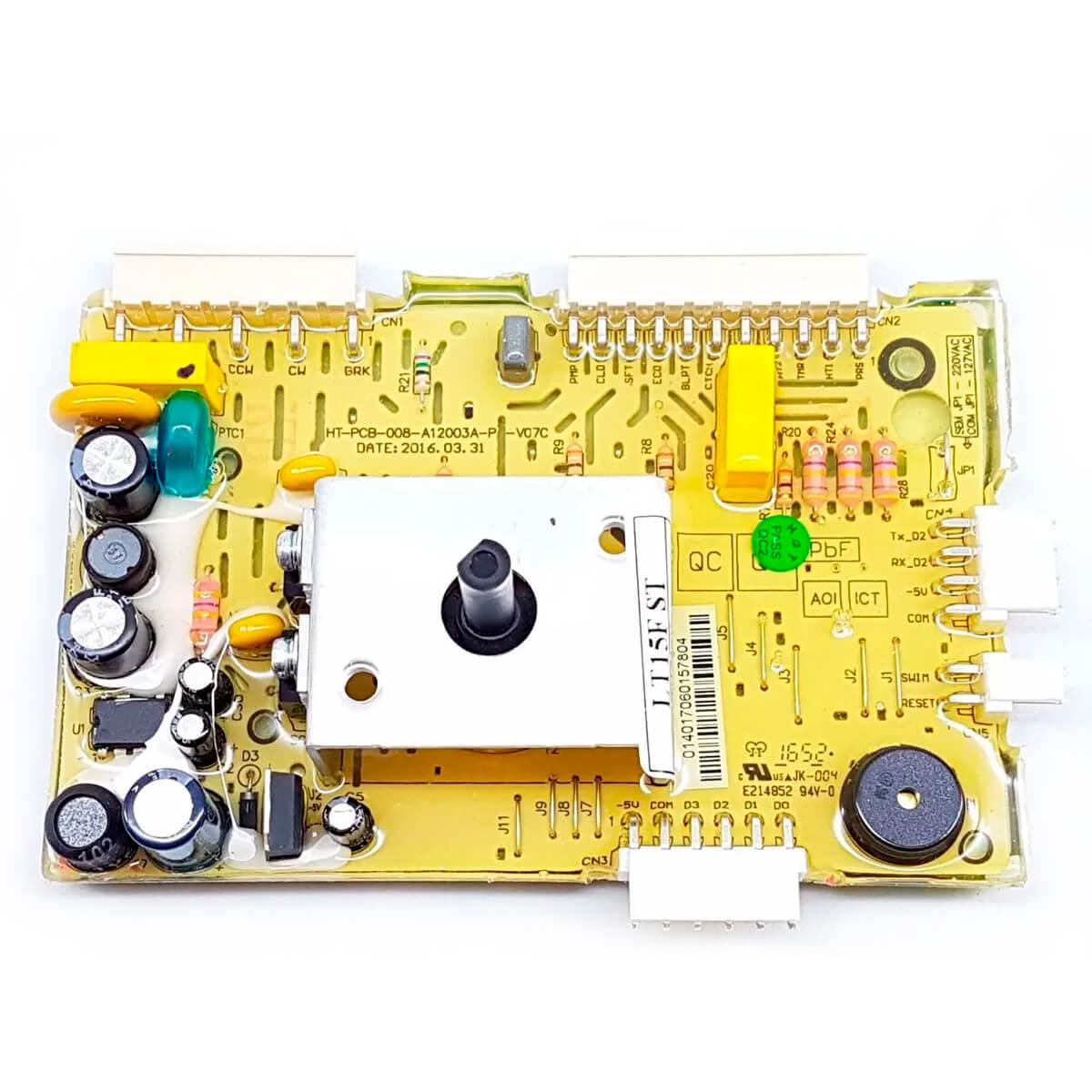 Placa Potência Lavadora De Roupas Electrolux Lt15f - 70201676