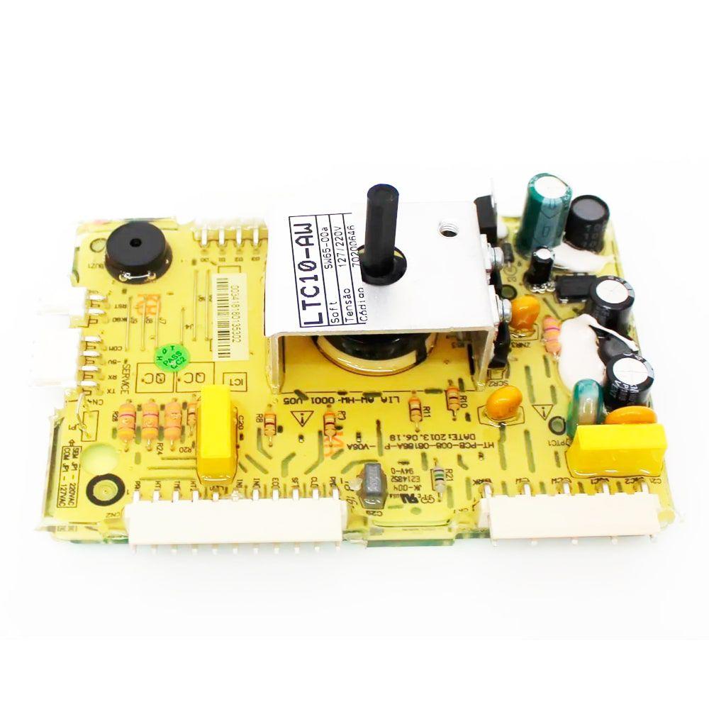 Placa Potência Lavadora De Roupas Electrolux Ltc10 - 70200646 A99035146