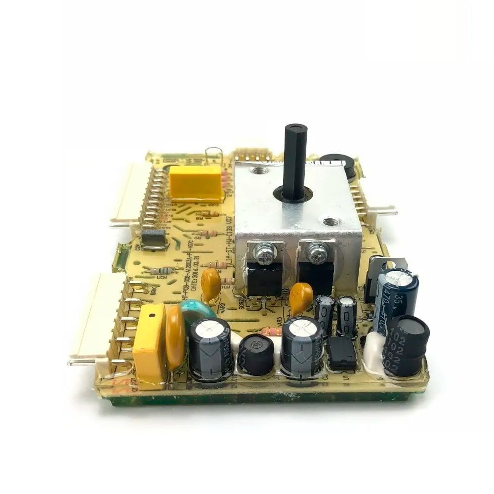 Placa Potência Lavadora De Roupas Electrolux Lte12 Versão 3 Led Azul - 70202698