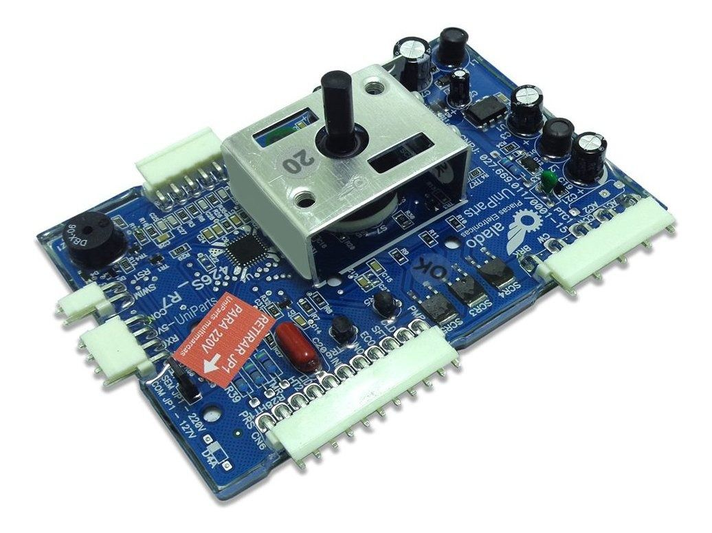 Placa Potência Lavadora De Roupas Ltc12 Electrolux Bivolt - 70200223 70200647 Alado