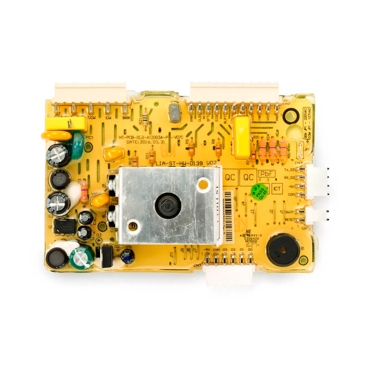 Placa Potência Para Lavadora De Roupas Electrolux LTD11 Bivolt - 70202916