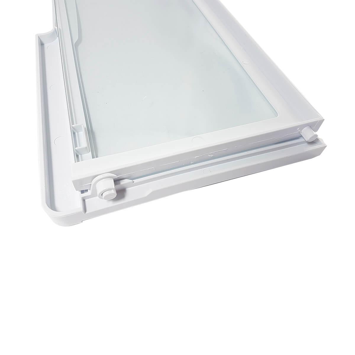 Prateleira De Vidro Compartimento Chill Para Refrigerador Electrolux DF82 DF82X -  A99178801