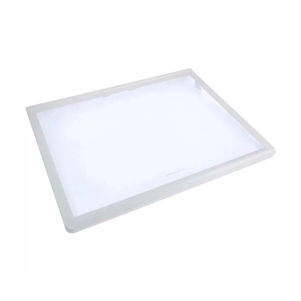 Prateleira De Vidro Do Refrigerador Frost Free Electrolux - A99338401