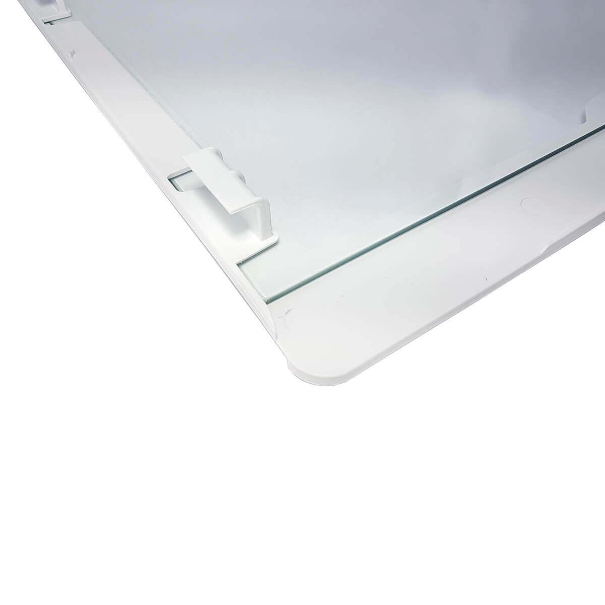 Prateleira De Vidro Para Refrigerador Electrolux DF82 DF82X - A99179201