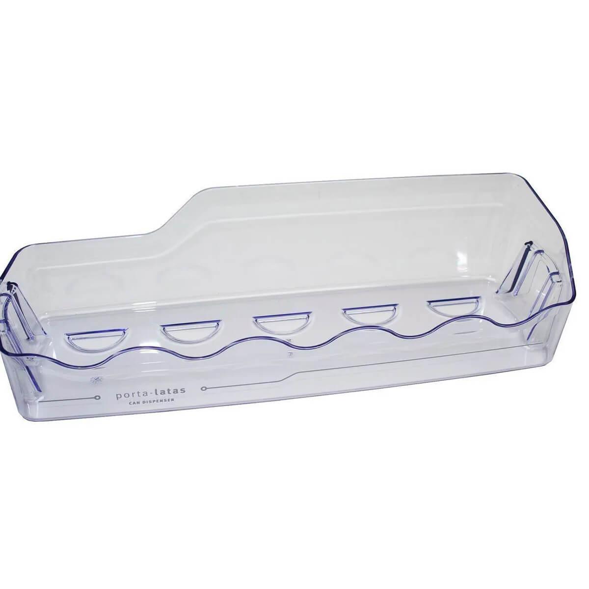 Prateleira Dispenser Latas Para Refrigerador Electrolux DF35A RE31 RDE33 RW35 -  67402427