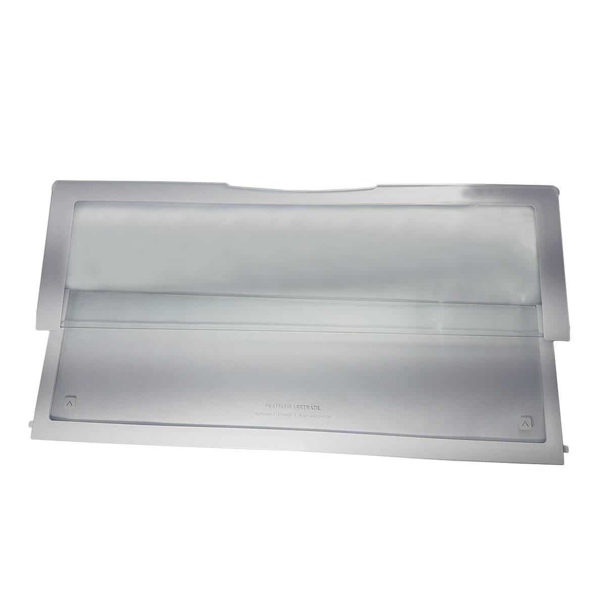 Prateleira Retrátil Refrigerador Electrolux - 70003990
