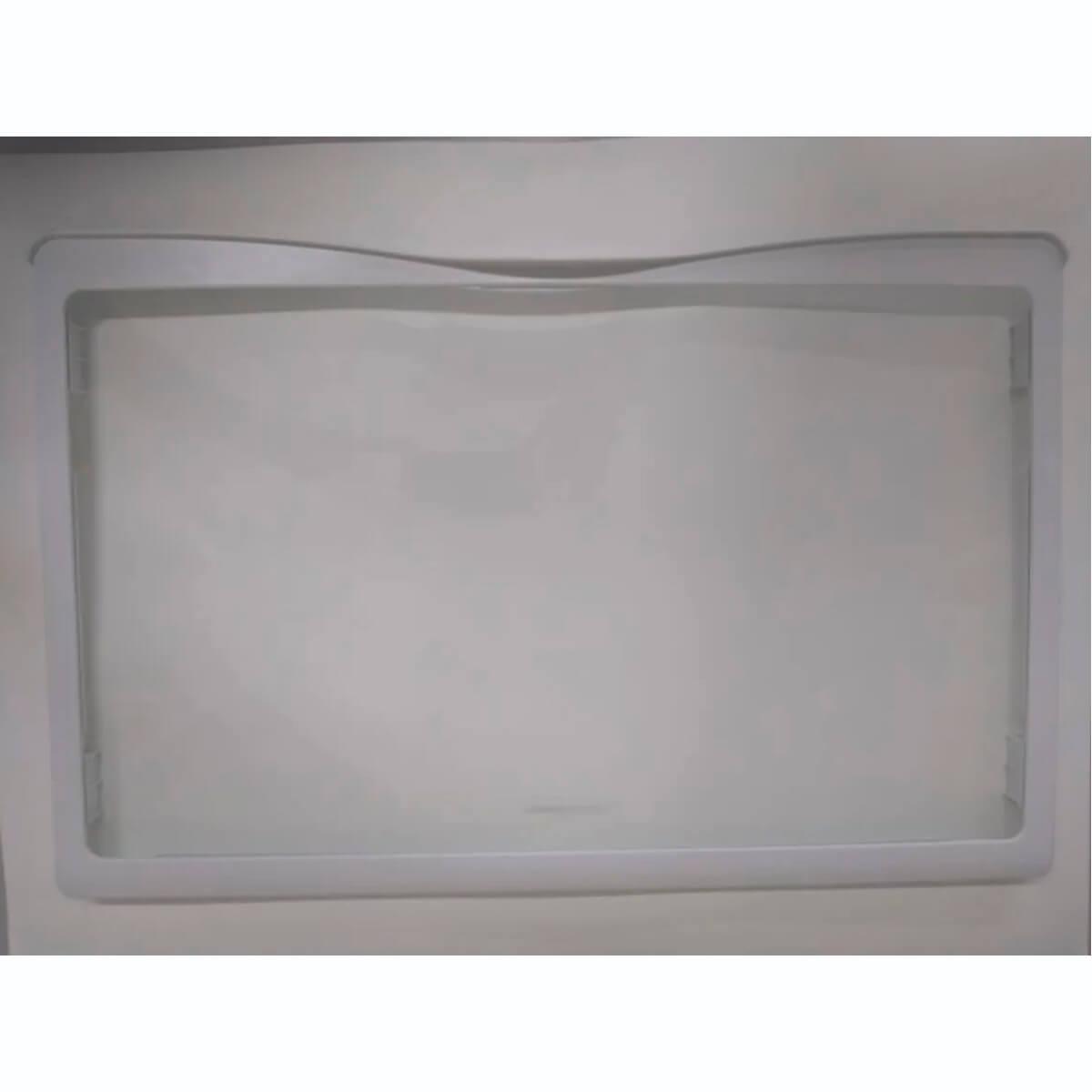 Prateleira Superior De Vidro Para Refrigerador Electrolux -  70296143