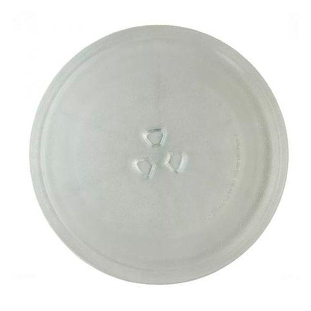 Prato Giratório Microondas Universal Trevo 24,5cm Panas/Electrolux/Consul/Br/Cce