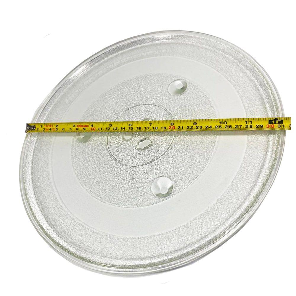 Prato Trevo 31,5 cm Para Forno Microondas