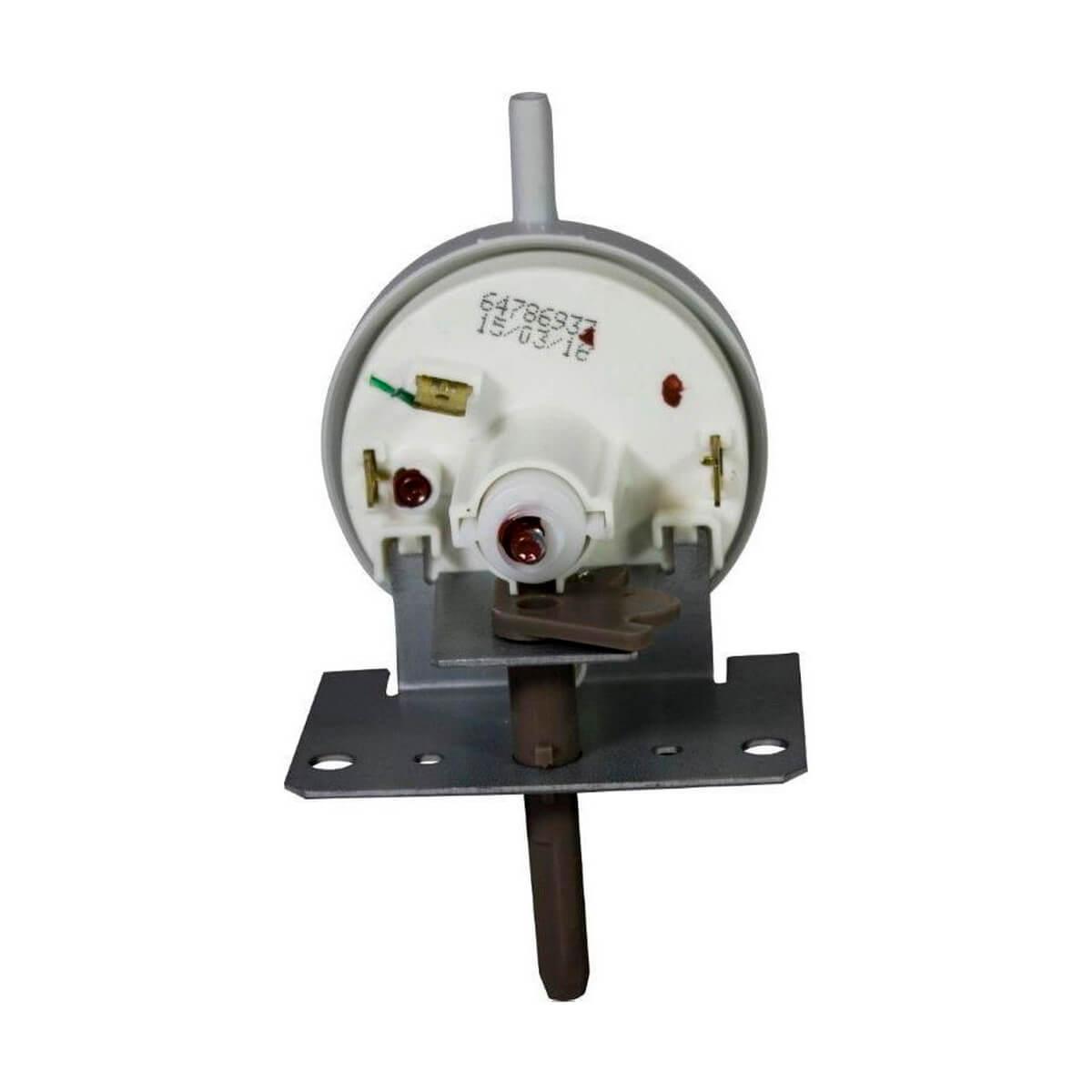 Pressostato De 3 Níveis Para Lavadora De Roupas Electrolux LT60 - 64786937