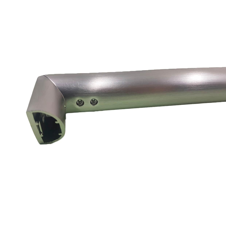 Puxador Inox Refrigerador Electrolux DB53 DB53X IB53 IB53X - A07415002