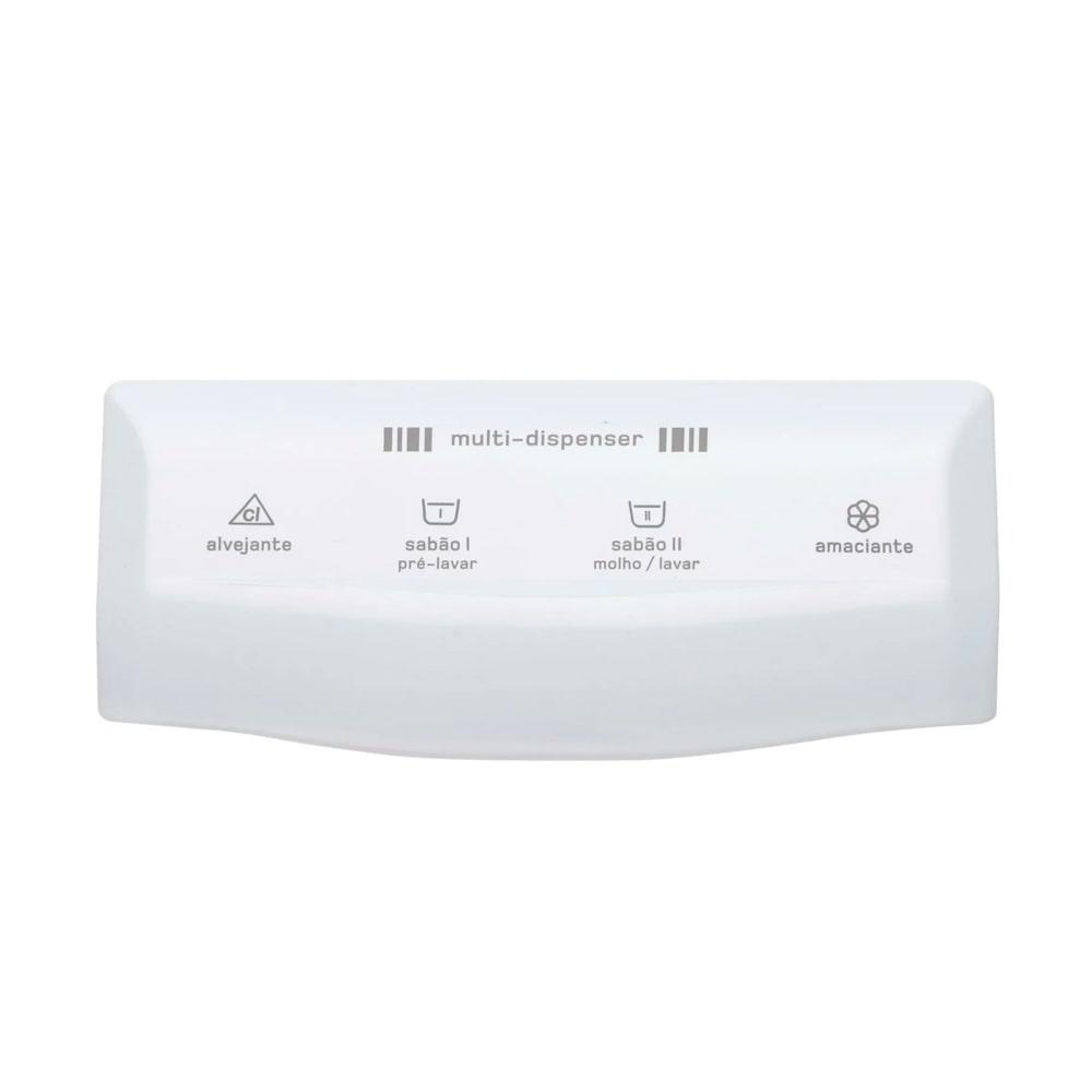 Puxador Para Dispenser Lavadora De Roupas Brastemp - 326066934