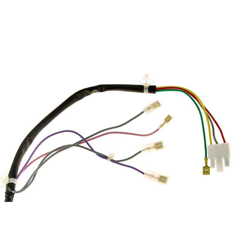 Rede Elétrica inferior Para  Lavadora De Roupas Top Load LT08E Electrolux - A03446401