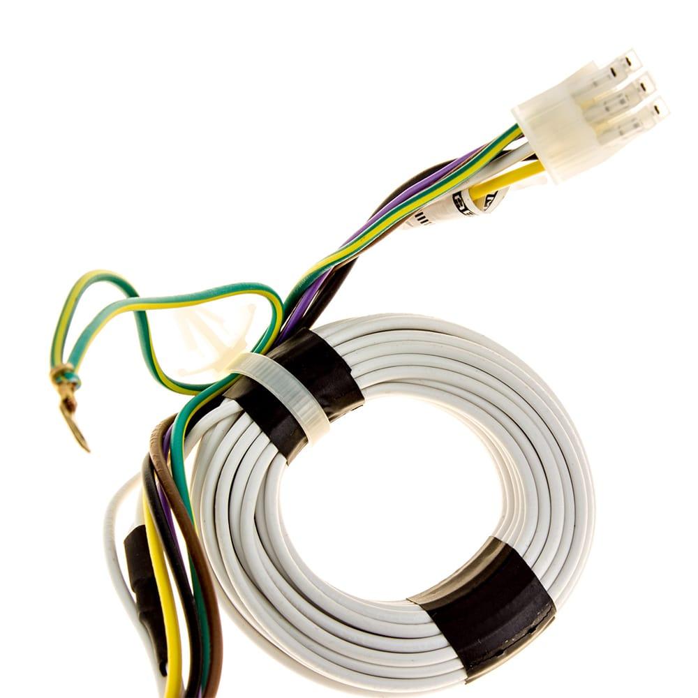 Rede Elétrica Inferior Para Lavadora Top Load LT10B Electrolux - 64500495