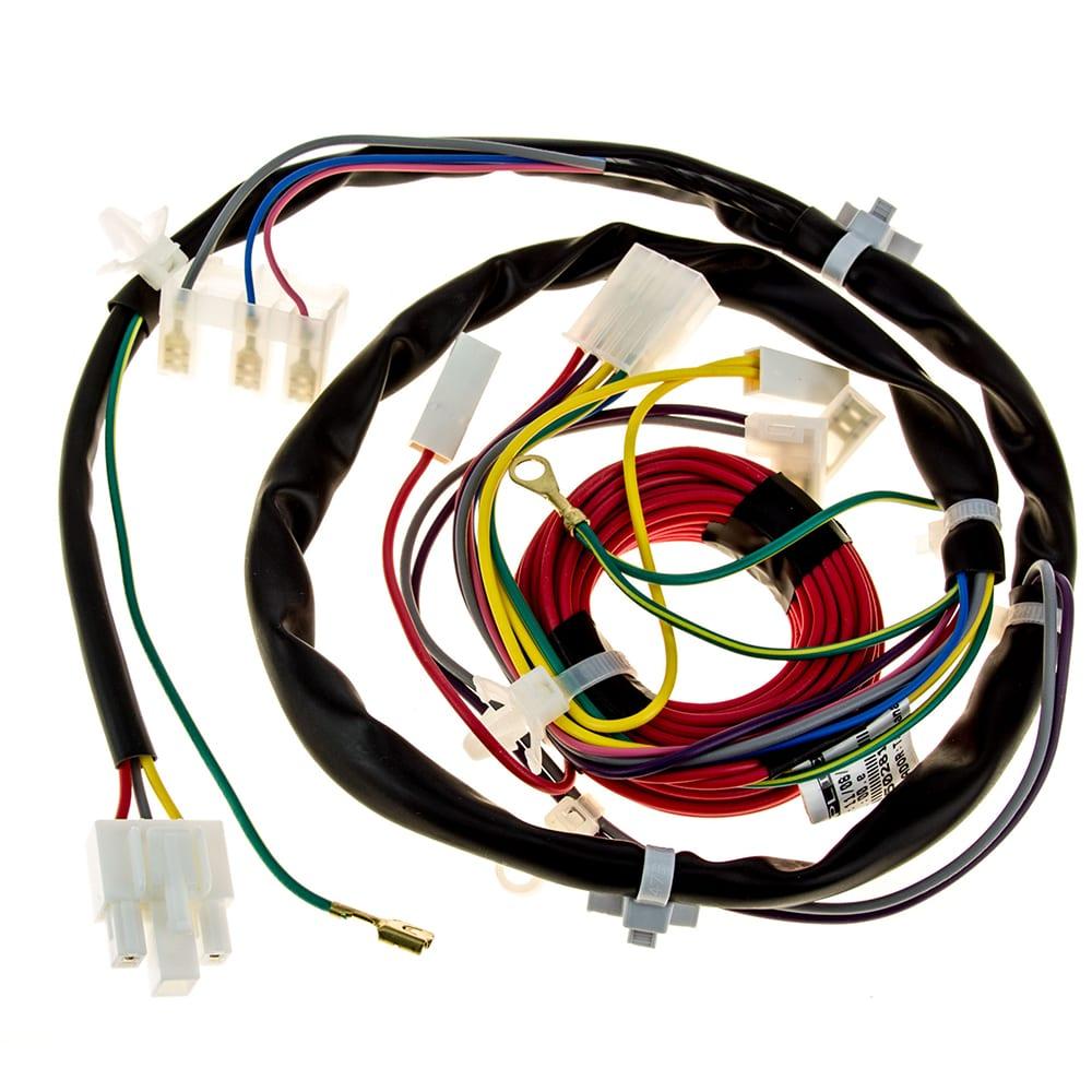 Rede Elétrica Inferior Para Lavadora Top Load LTE12 Electrolux - 64502813
