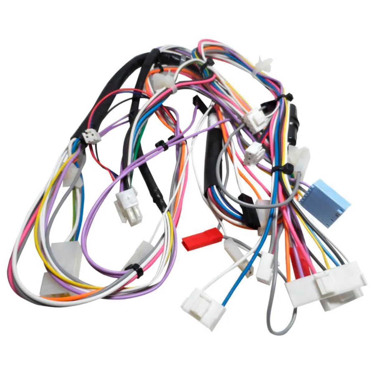 Rede Elétrica Superior Para Lavadora De Roupas 15KG Electrolux LTA15  - 64591667