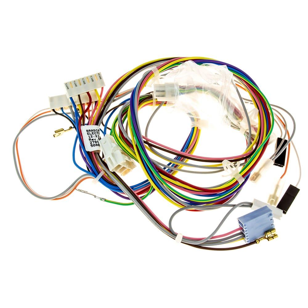 Rede Elétrica Superior Para Lavadora Top Load LT12B Electrolux - A03278501
