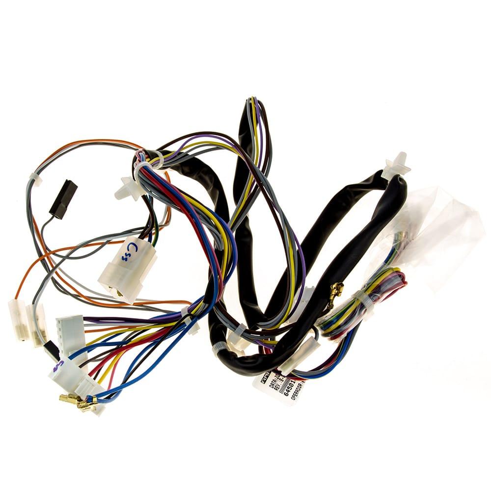 Rede Elétrica Superior Para Lavadora Top Load LT12F  LT12B  LT13B Electrolux - 64501682