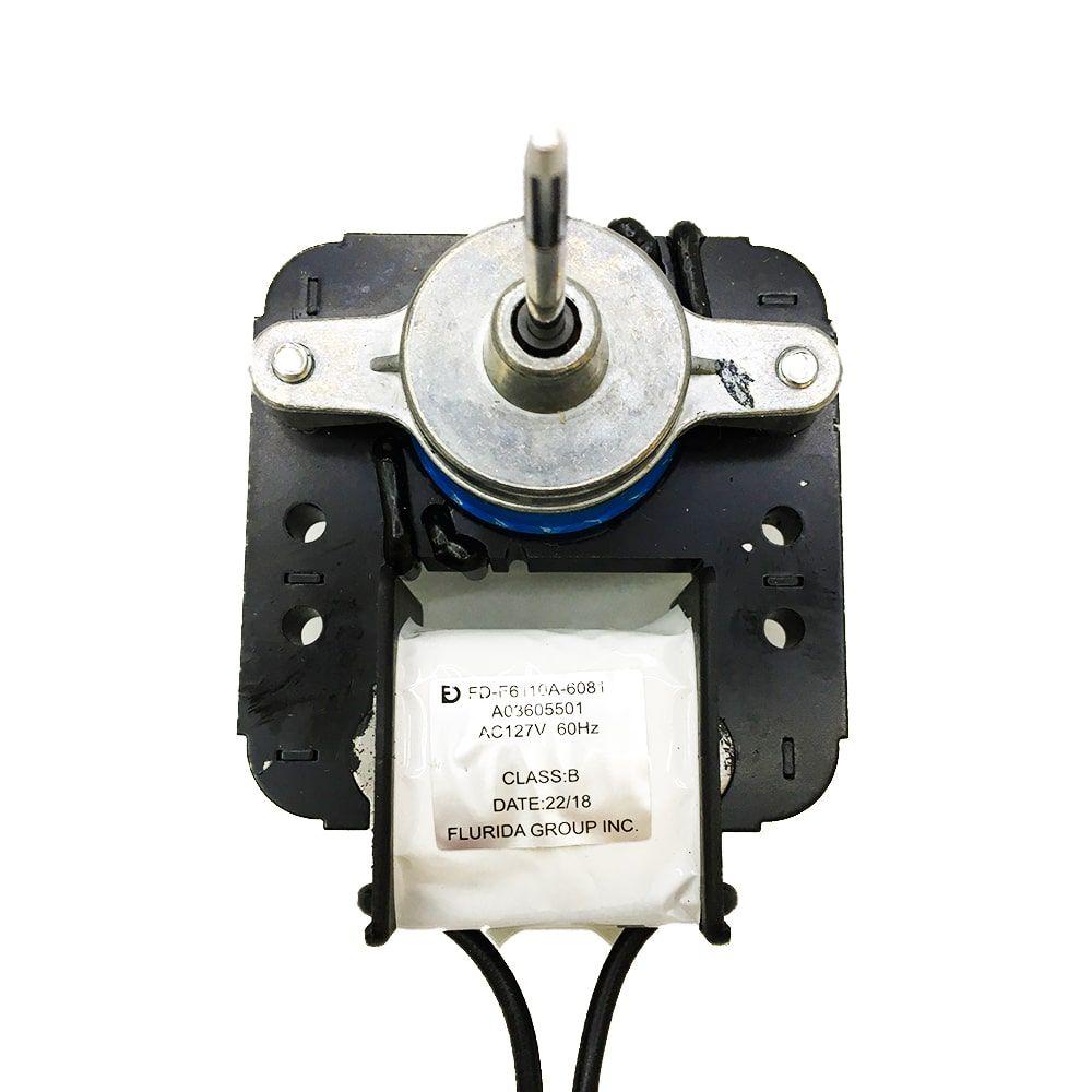 Rede Motoventilador Para Geladeira Df42 Df35a Electrolux 127V - A99261301