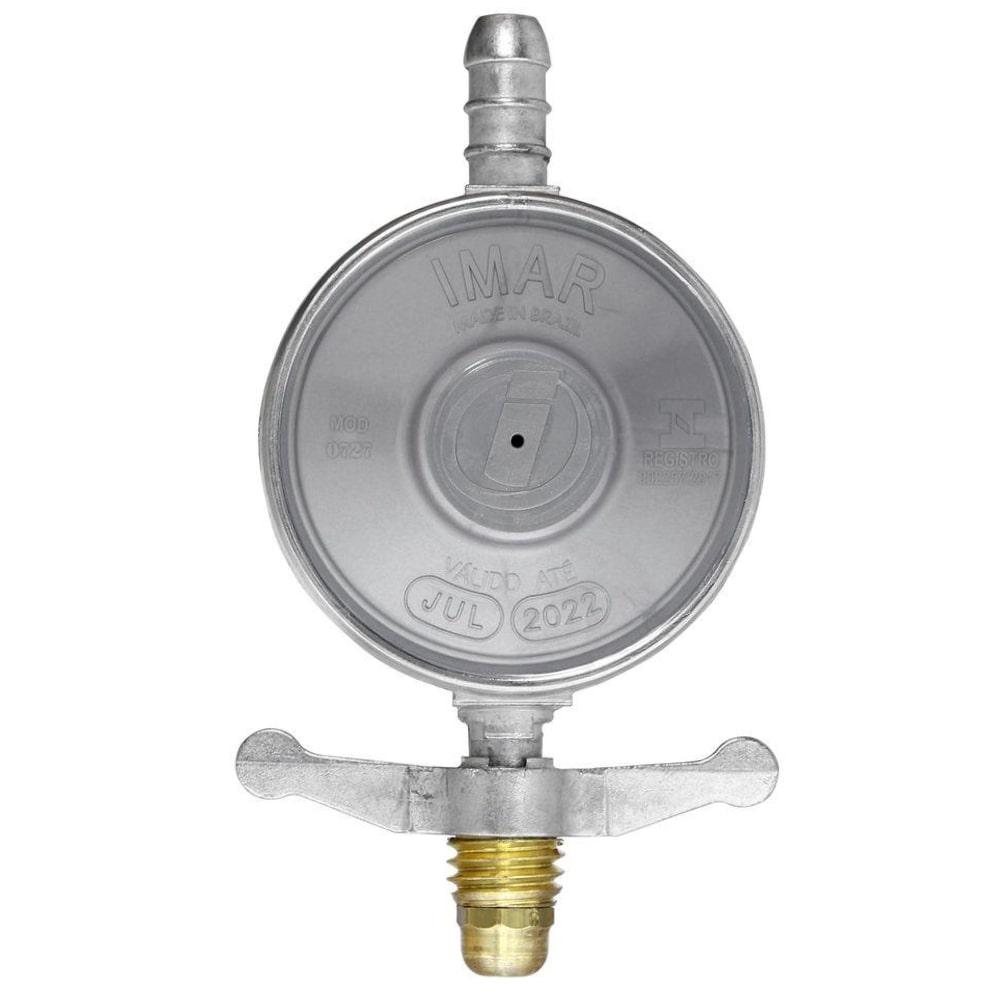 Regulador De Gás 1Kg/h Imar Sem Mangueira