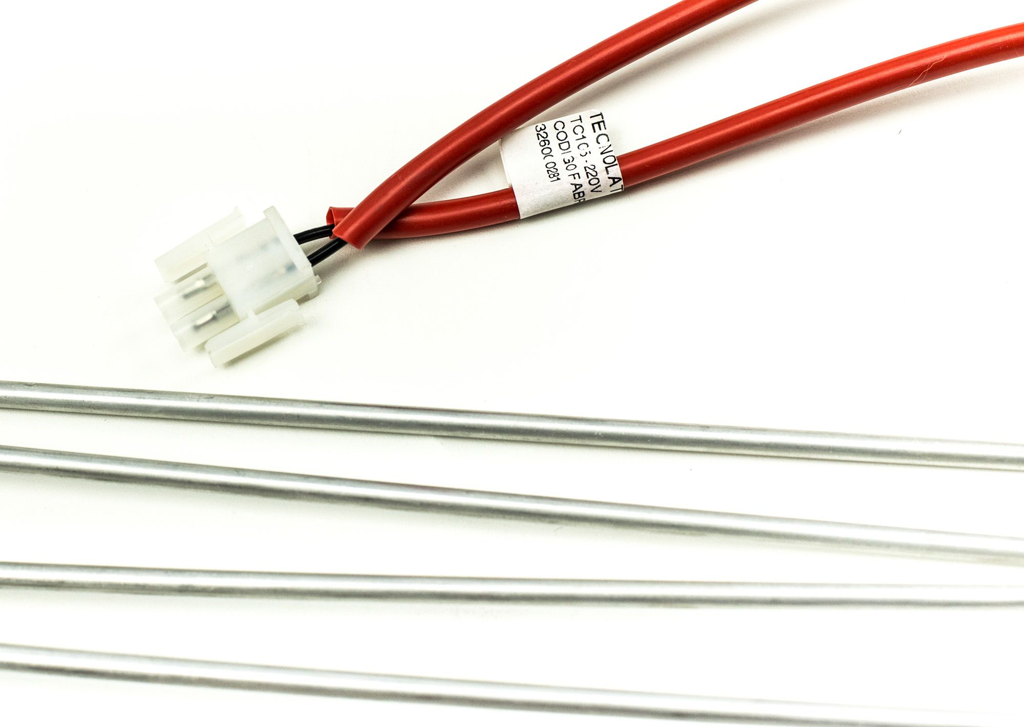 Resistência Degelo Refrigerador TC 105 220V - 326000281