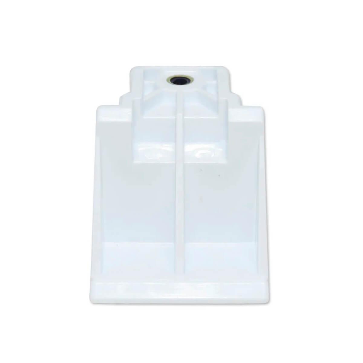 Suporte Puxador Superior Branco Refrigerador Electrolux - 67401599