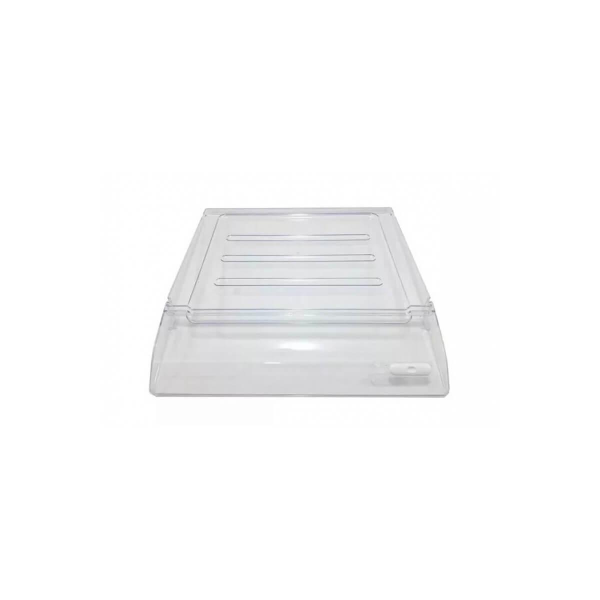 Tampa Gaveta De Verduras Refrigerador Electrolux Df42 Dw42x Dfx42 - 70201022