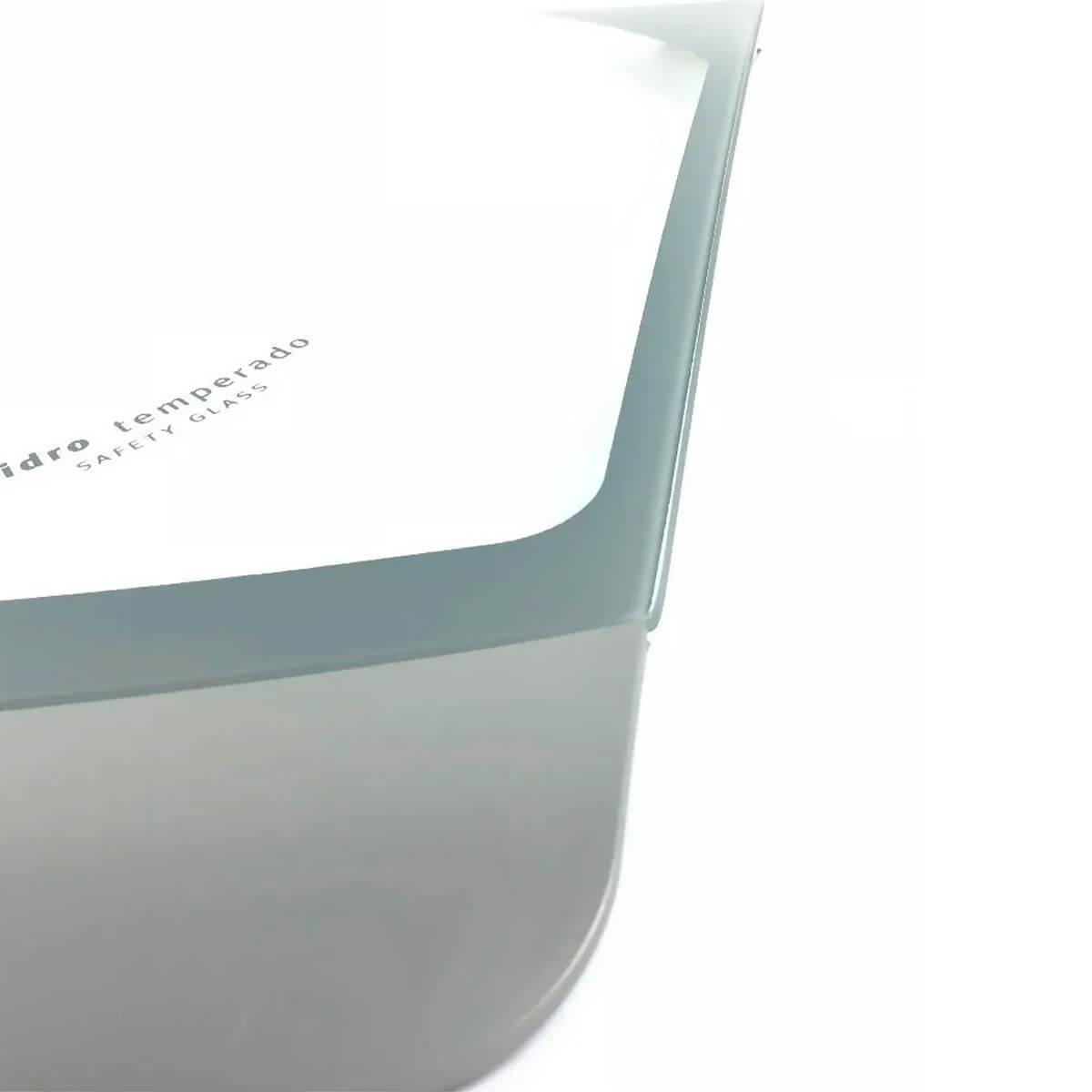 Tampa Móvel De Vidro Para Lavadora Electrolux LTC10 LT11F LUC10 - 63000040