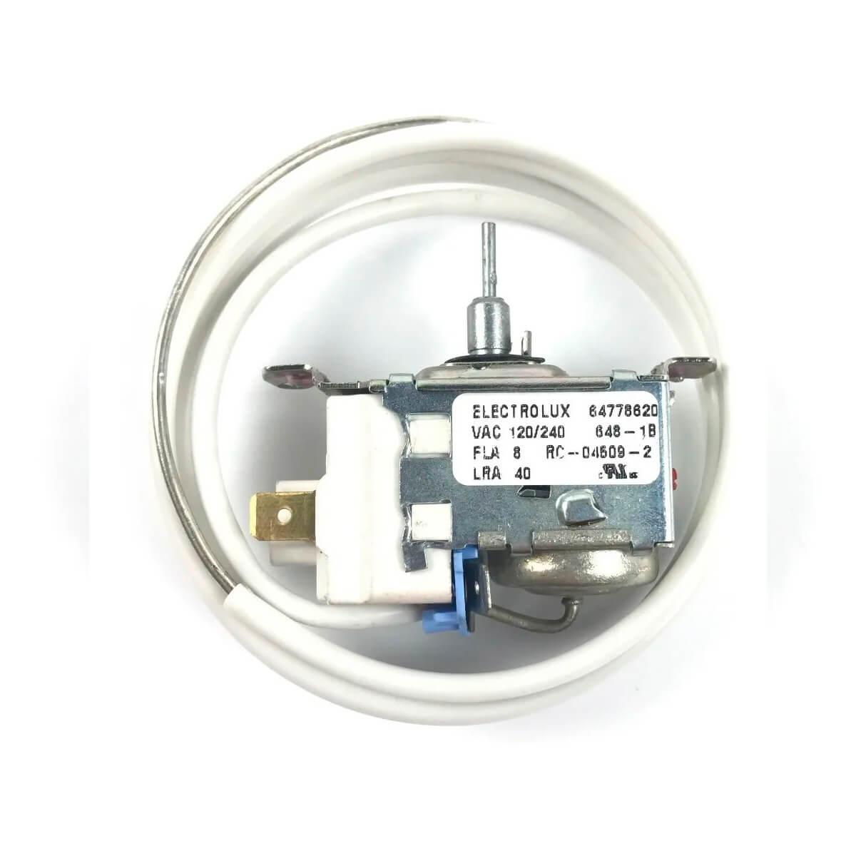 Termostato Push Button Refrigerador Electrolux R310 R330 R360 - 64778620