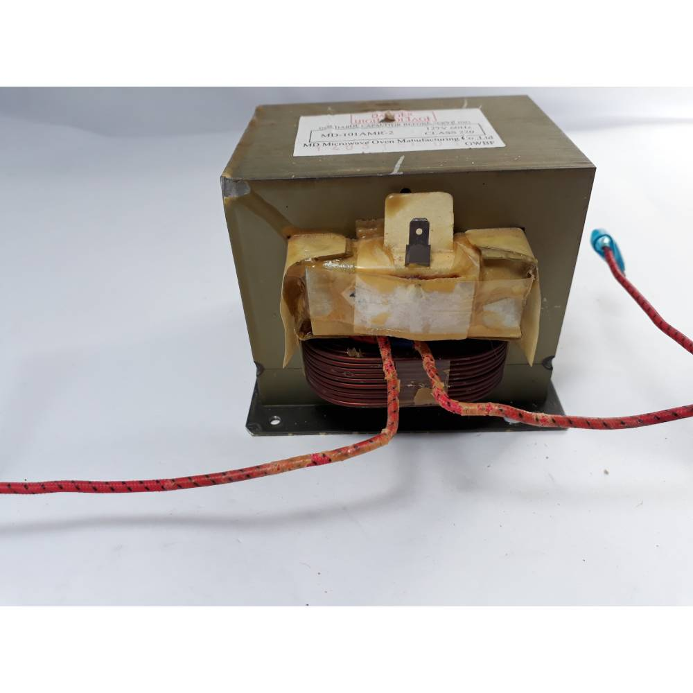 Transformador Microondas 127v Electrolux MI41S MI41T MEC41 MEF41 MEP41 MG41P MG41R MEC52 MB38T ME41X MTX52 MEG41 MB41G MB38X - 64502804 Seminovo