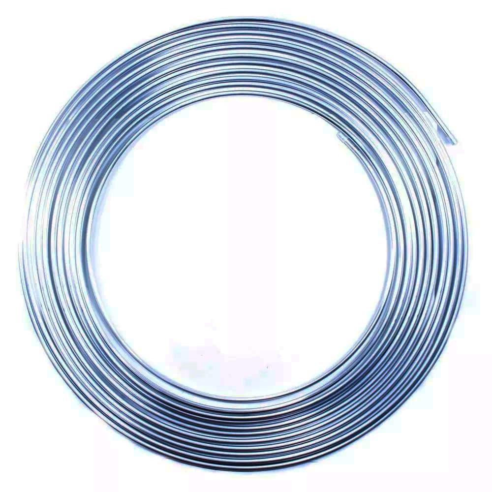 Tubo Alumínio  1/2  15mt  Para Ar Condicionado