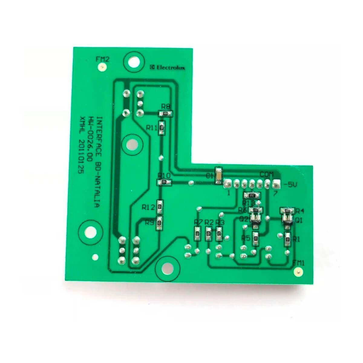 Unidade Interface Para Lavadora De Roupas Electrolux LTE09- 64500189