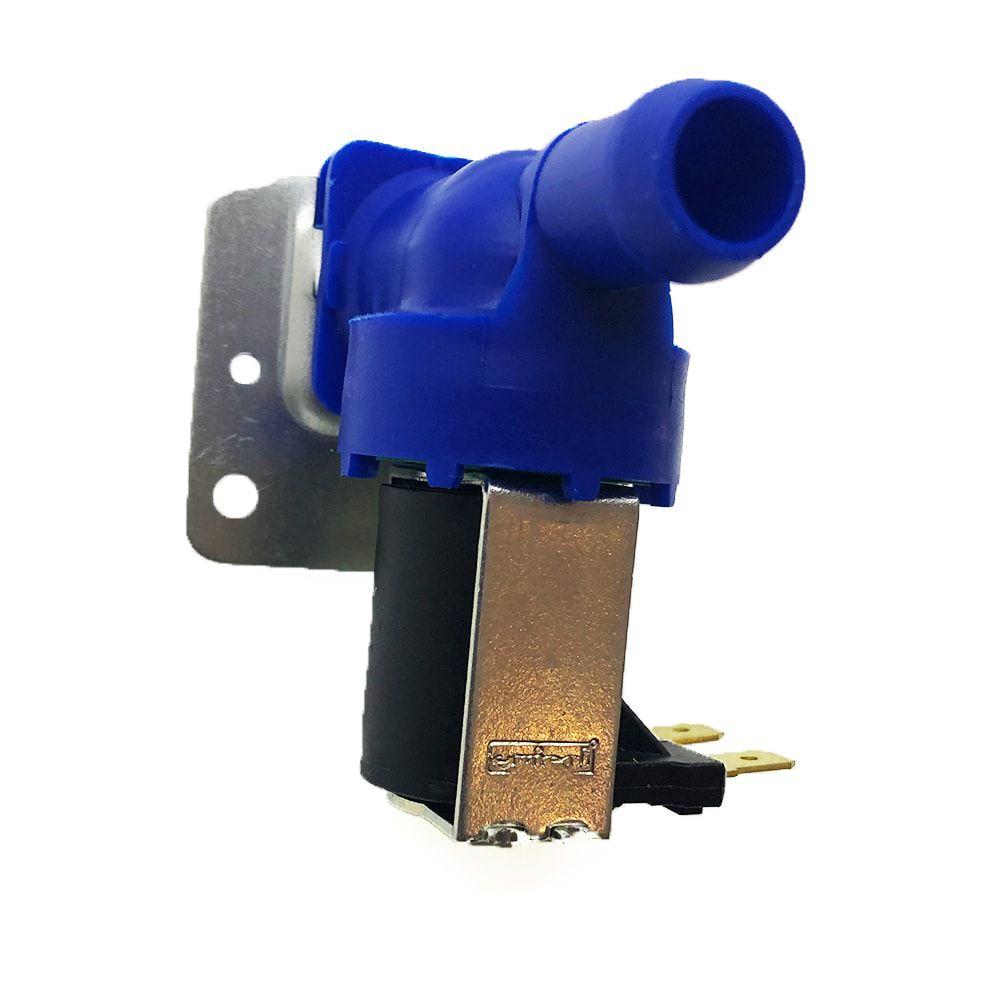 Válvula Entrada De Água Simples Maquina de Gelo Brastemp 220V - 320301