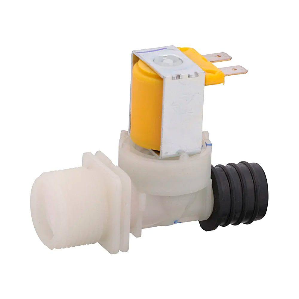 Válvula Solenoide 1 Via Para Máquina De Lavar Roupas Consul 127V - W10696195