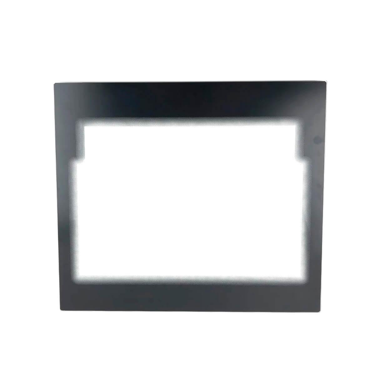 Vidro Interno Porta Do Forno Grande Para Fogão 4 Bocas Electrolux 56DTB 56TBD - 70200900